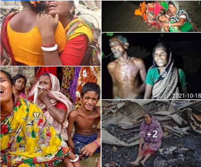 হিন্দু সংখ্যালঘুদের বাড়িঘর-মন্দিরে হামলা : কোথাও নেই নিয়ন্ত্রণ